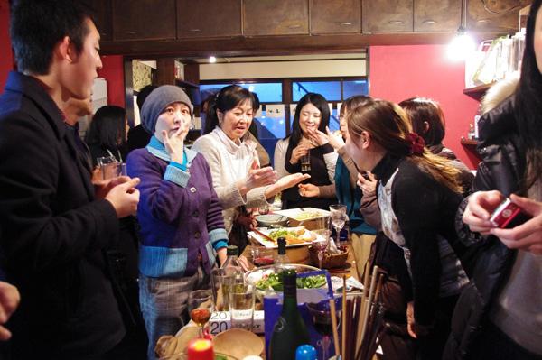 三田の家のキッチン